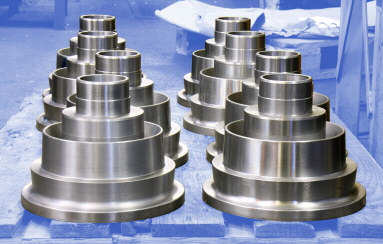 Large CNC Machined Components
